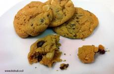 עוגיות שוקולד צ'יפ וחמאת בוטנים - 1