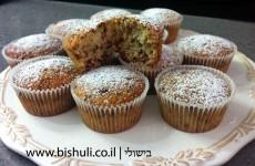 עוגות מנומרות - קינוח טעים שגם נראה טוב