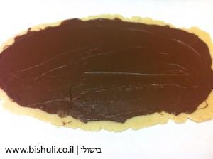 עוגיות רולדה פריכות עם שוקולד - תמונה 4