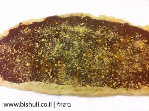 עוגיות רולדה פריכות עם שוקולד - תמונה 5
