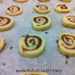 עוגיות קינמון פריכות - הכנה