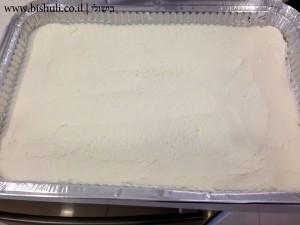 עוגת שכבות קצפת ושוקולד לפסח - הכנה 3