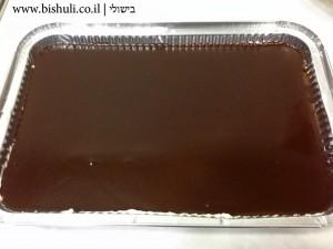 עוגת שכבות קצפת ושוקולד לפסח - הכנה 5