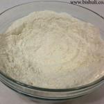 עוגיות תמרים - הכנת הבצק
