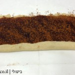 עוגיות תמרים - גלגול הבצק