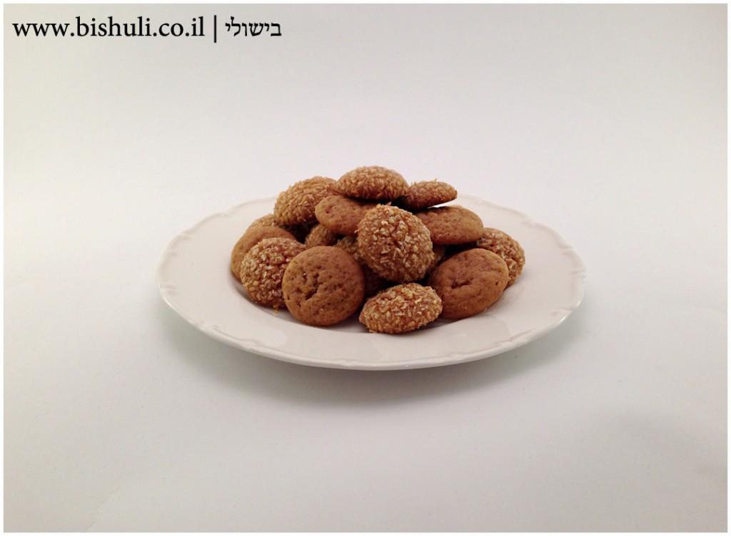 עוגיות דבש במגוון ציפויים