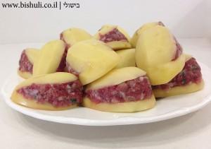 מפרום - תפוחי האדמה ממולאים