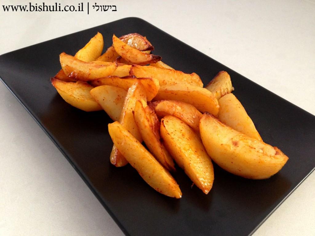 תפוחי אדמה בתנור
