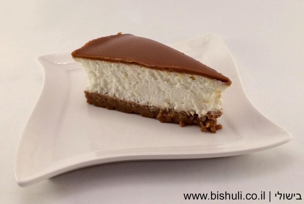 עוגת לוטוס - מבט מקרוב