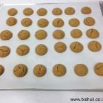 עוגיות לוטוס - לאחר אפייה
