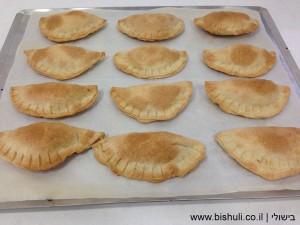 סמבוסק - לאחר אפייה בתנור
