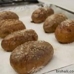תפוחי אדמה בתנור - לאחר אפייה