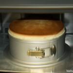 עוגת גבינה אפויה - בתנור