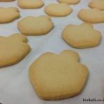 עוגיות חמאה - לאחר אפייה 2