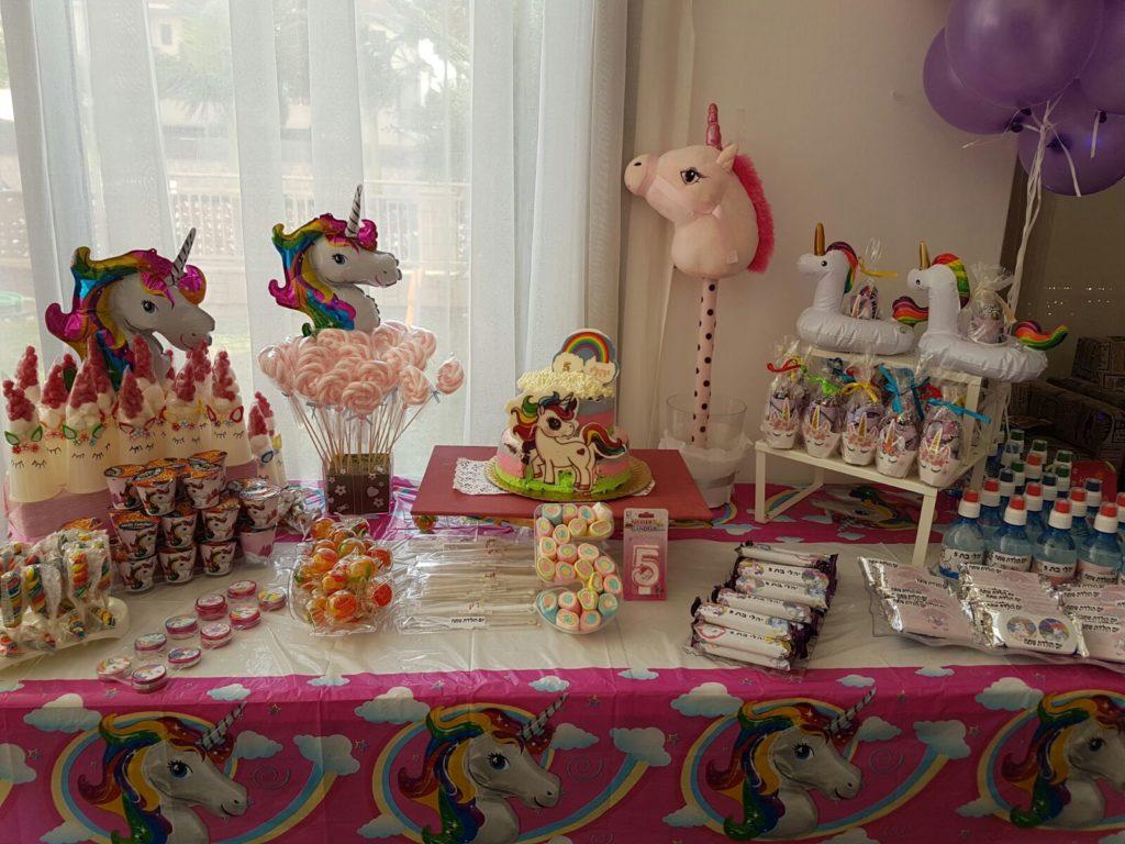 unicorn table